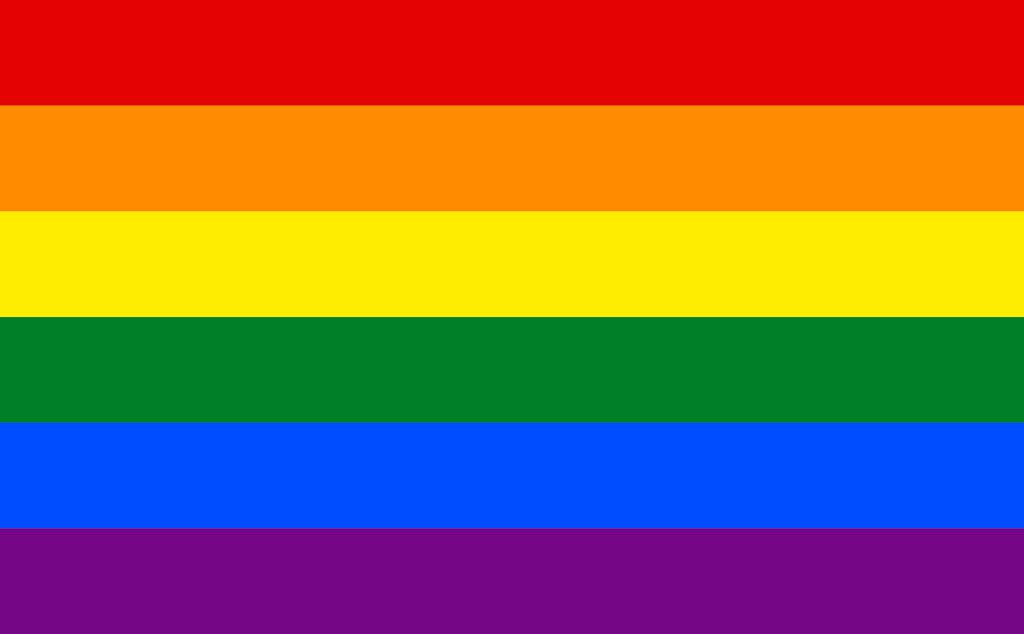 regnbagsflagga